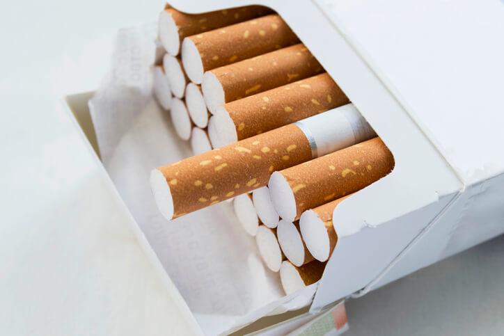 初夢 煙草