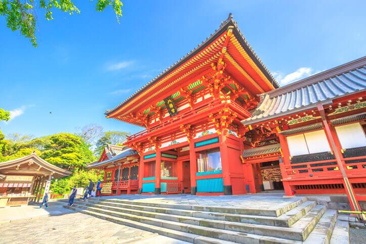 神奈川パワースポット 鶴岡八幡宮