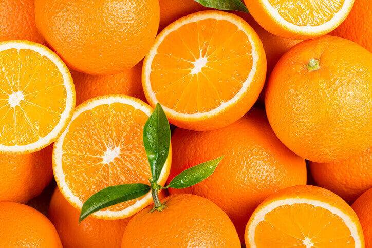 オーラ占い オレンジ色