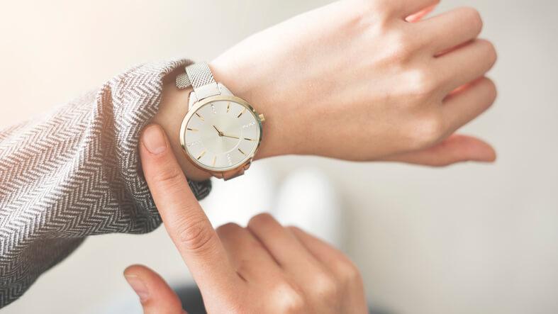 効果 時間 時計
