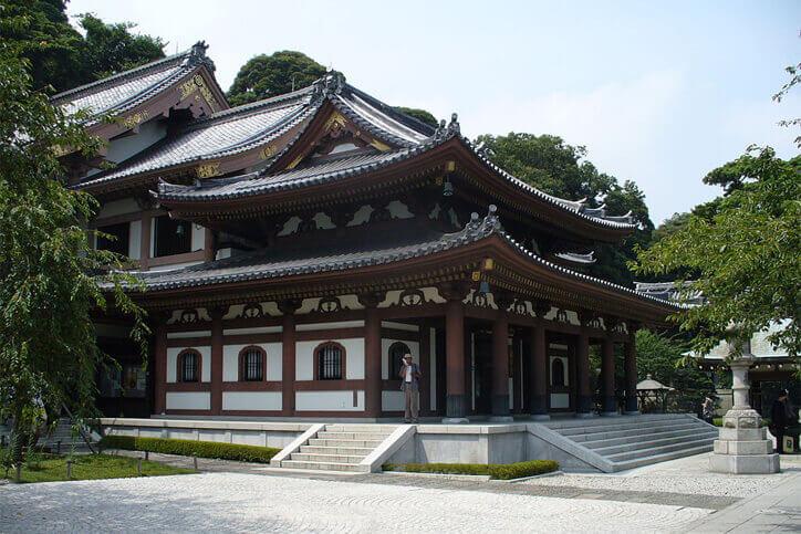 神奈川パワースポット 長谷寺