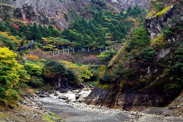 福岡 パワースポット 日向神峡