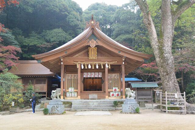 福岡 パワースポット 竈神社