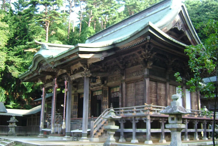 宮城 パワースポット金運 小金山神社
