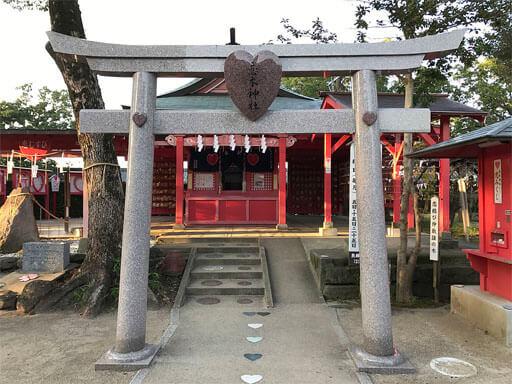 福岡 パワースポット 恋木神社