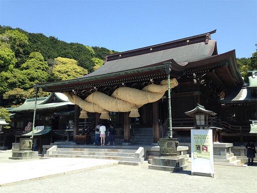 福岡 パワースポット 宮地嶽神社