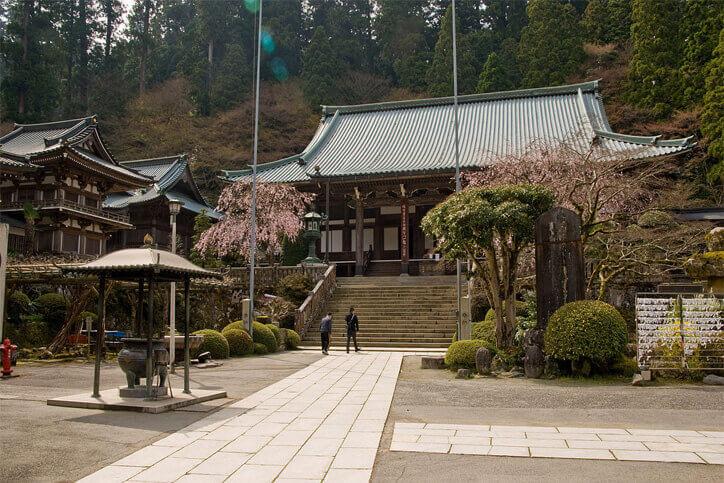 神奈川パワースポット 最乗寺