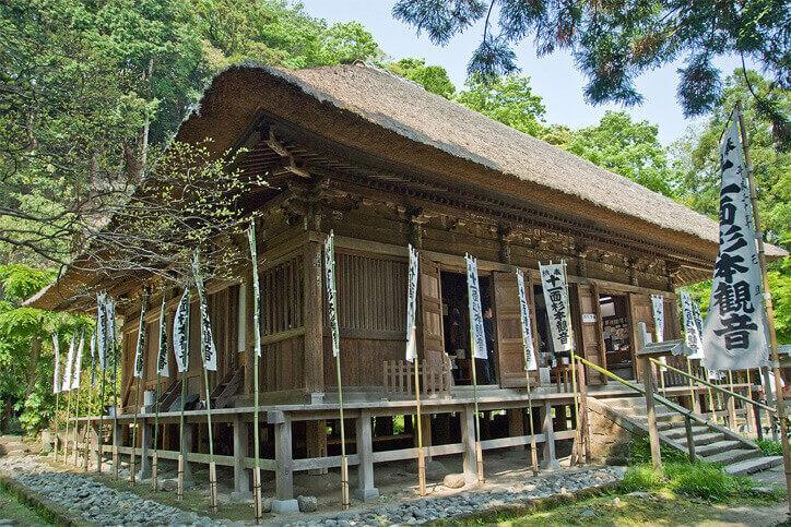 神奈川パワースポット 杉本寺