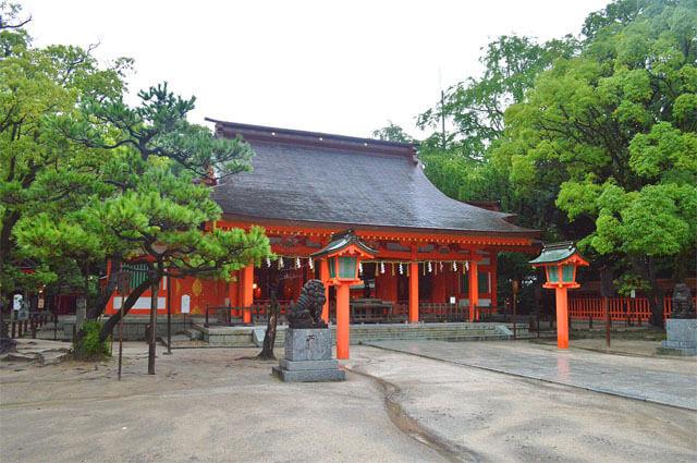 福岡 パワースポット 住吉神社