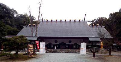 愛媛パワースポット 伊曽乃神社