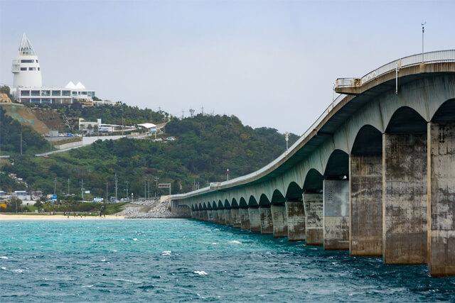 沖縄パワースポット 古宇利島