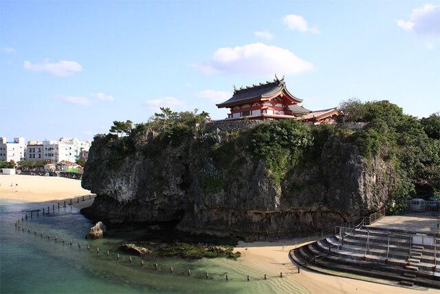 沖縄 パワースポット 波上宮