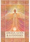 天使と神と女神のカード