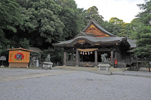 愛媛パワースポット 和霊神社