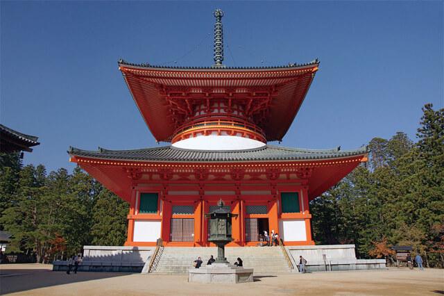 パワースポット 和歌山 金剛峰寺