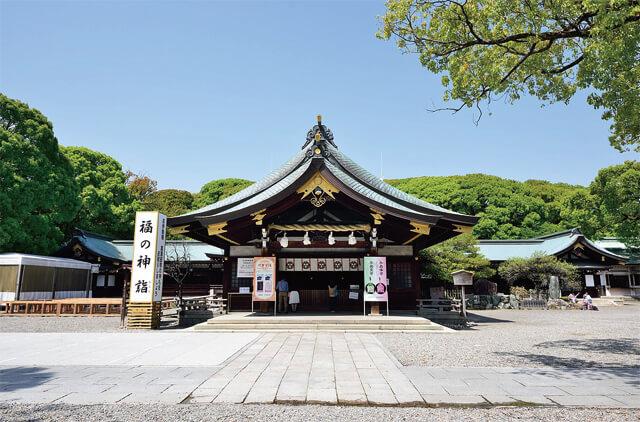 愛知 パワースポット 真清田神社