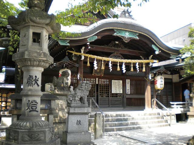 愛知 パワースポット 高牟神社
