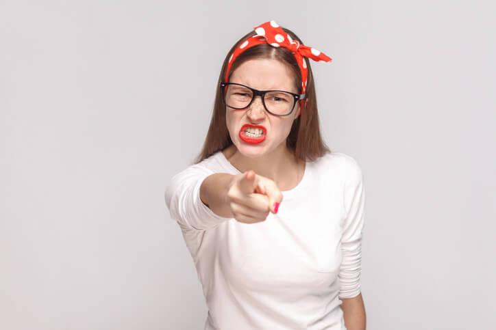 怒り 占い 怒る 偏見