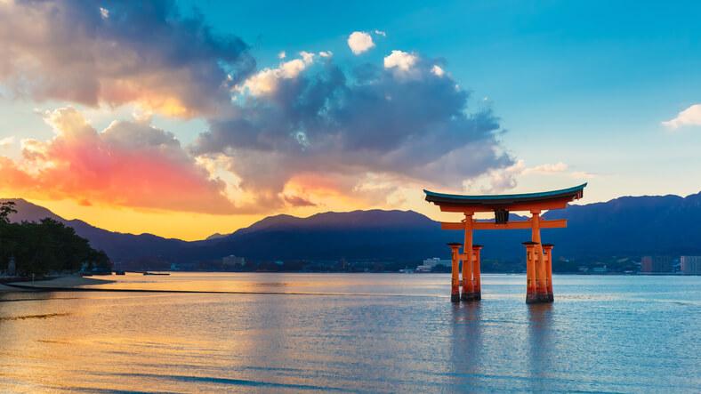 広島 パワースポット 厳島神社
