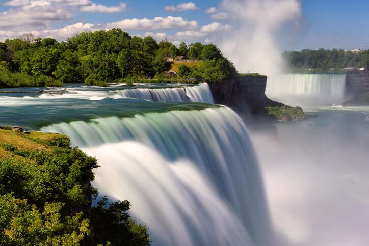 海外 パワースポット ナイアガラの滝