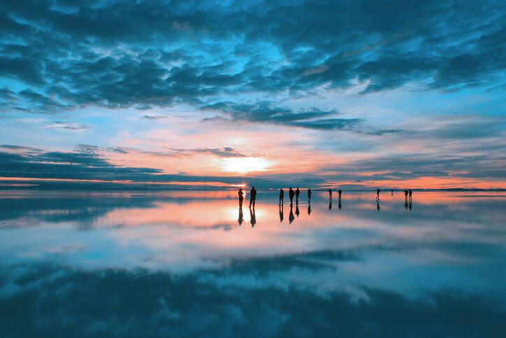 海外 パワースポット ウユニ塩湖