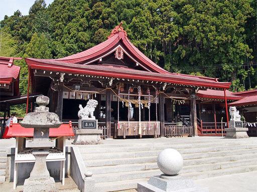 金蛇水神社 宮城県 パワースポット