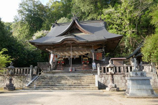 清神社 広島 パワースポット