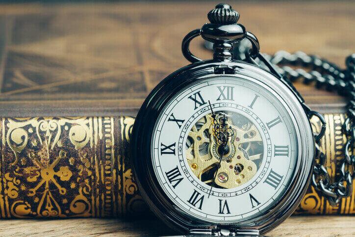 時計 過去 前世