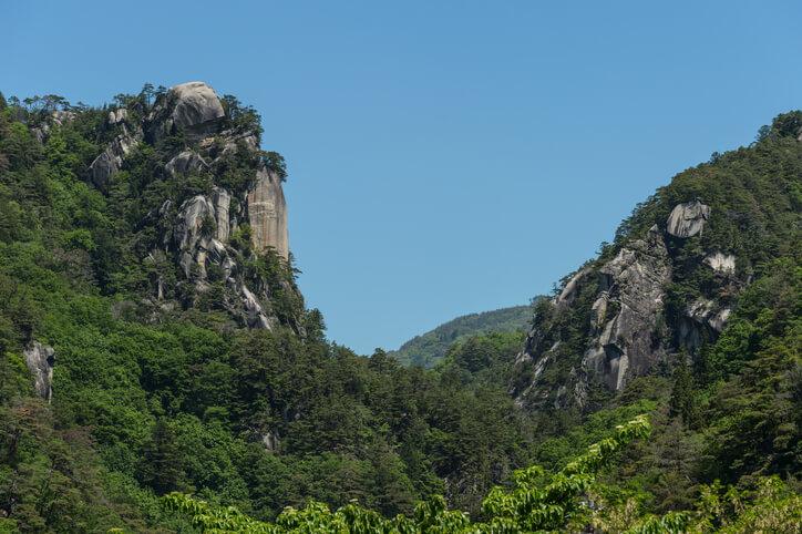 昇仙峡 パワースポット 山梨