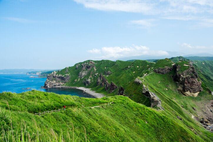 北海道 パワースポット 神威岬