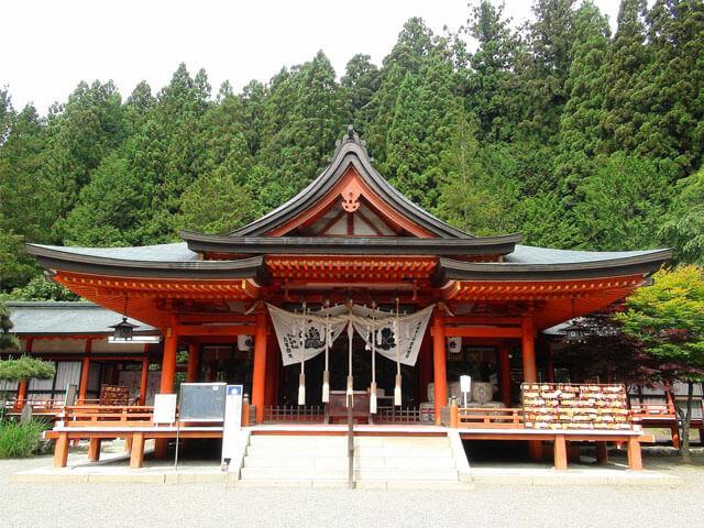 金櫻神社 山梨 パワースポット