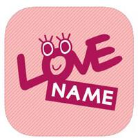 LOVE名前相性占い 姓名判断占いアプリ