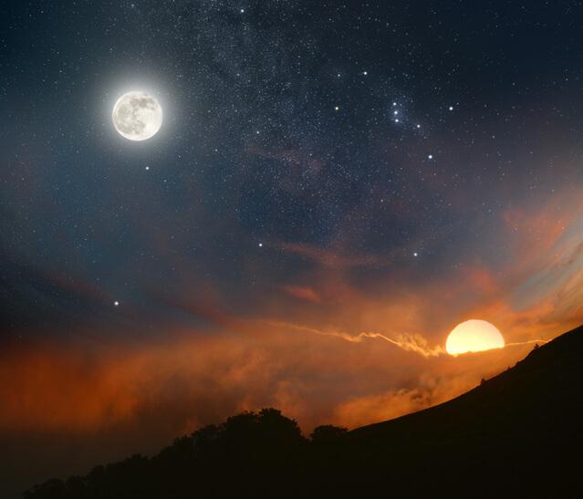 日光 月光 月の光 日の光 浄化