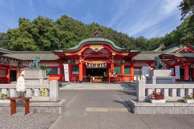 金神社 岐阜 パワースポット