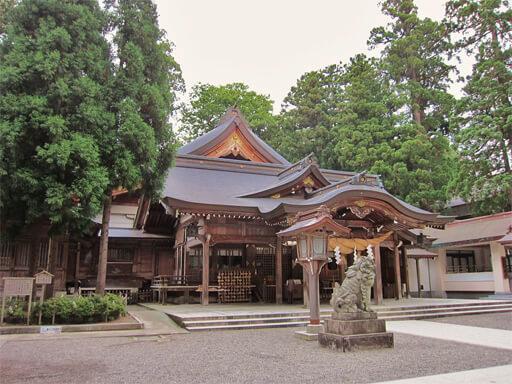 白山比咩神社 石川 パワースポット