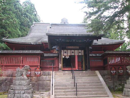 青森 パワースポット 岩木山神社
