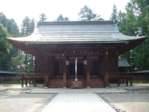 上杉神社 山形 パワースポット