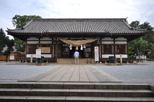 阿智神社 岡山 パワースポット