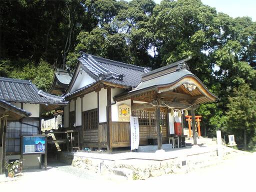 石上布都魂神社 岡山 パワースポット