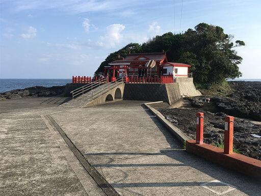射楯兵主神社(釜蓋神社) 鹿児島パワースポット