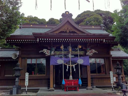 加紫久利神社 鹿児島 パワースポット