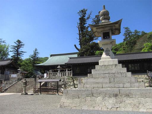吉備津彦神社 岡山 パワースポット
