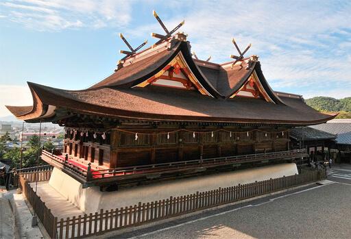 吉備津神社 岡山 パワースポット
