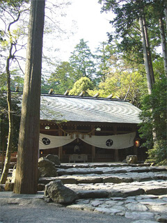 三重 パワースポット 椿大神社