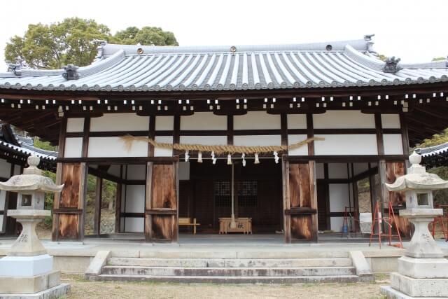 皇子神社 香川 パワースポット