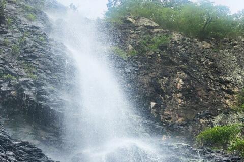 不動の滝 香川 パワースポット