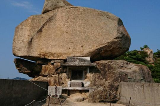 重岩 小豆島 香川 パワースポット