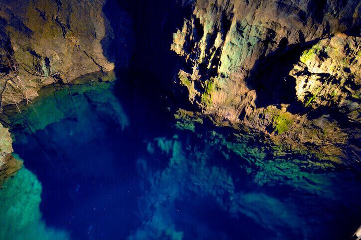 龍泉洞 岩手 パワースポット おすすめ 占い 当たる