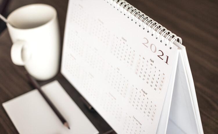 2021 カレンダー 占い 運勢 当たる