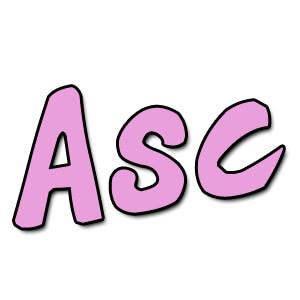 アセンダント Asc 星占い ホロスコープ 12星座